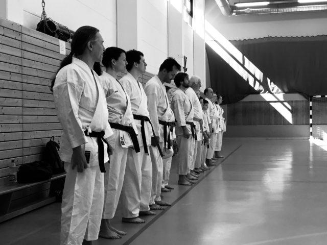 Karate Intensiv-Lehrgang mit Frank Pelny